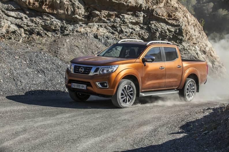 Nissan Navara NP300 review