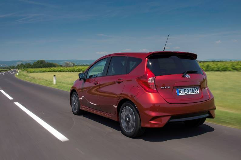 Nissan Note 1.2 DIG-S review