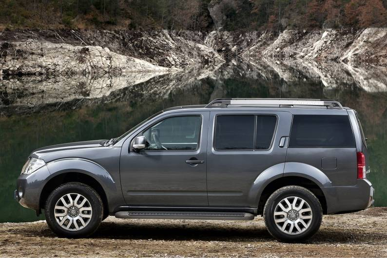 Nissan Pathfinder range (2005-2015) used car review
