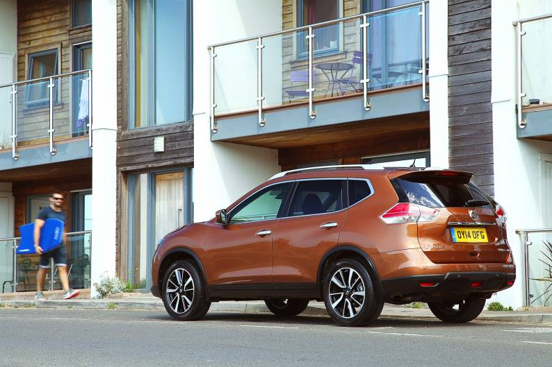 Nissan X-TRAIL 1.6 dCi n-tec review