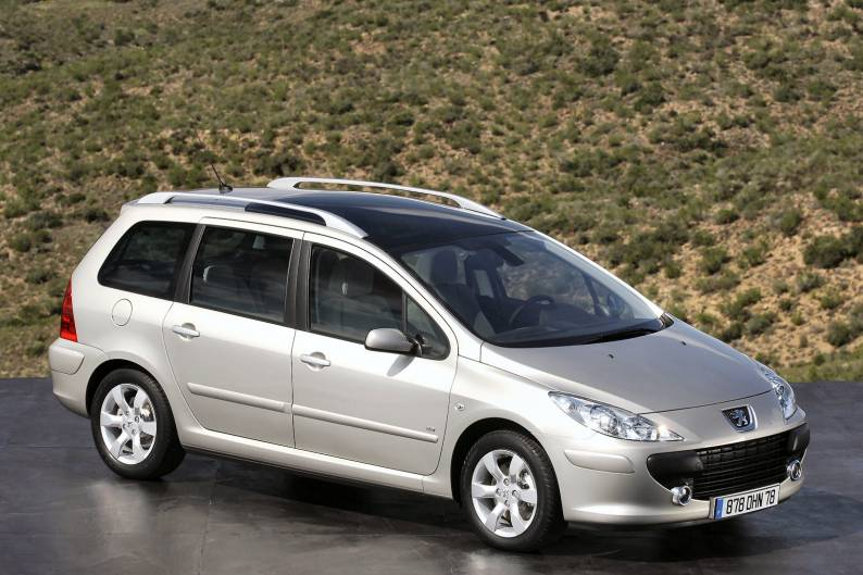Peugeot 307 SW (2002 - 2008) used car review