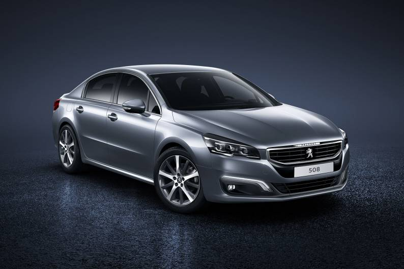 Peugeot 508 BlueHDi 120 review