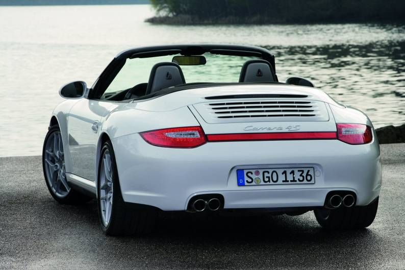 Porsche 911 Cabriolet (997 Series) (2004 - 2012) used car review