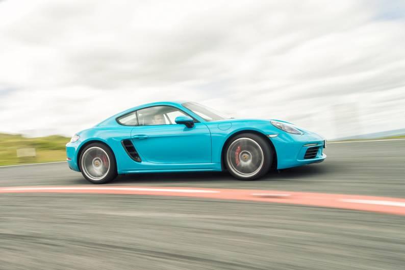 Porsche 718 Cayman S Review Car Review Rac Drive