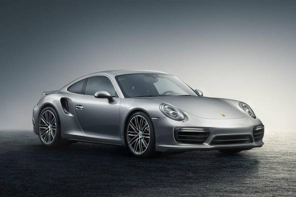 Porsche 911 Turbo review