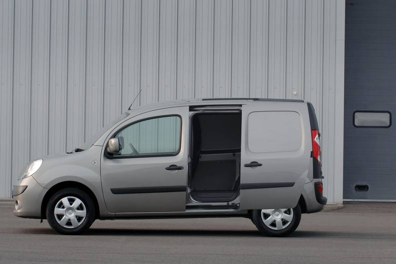Renault Kangoo Van (2008-2010) used car review