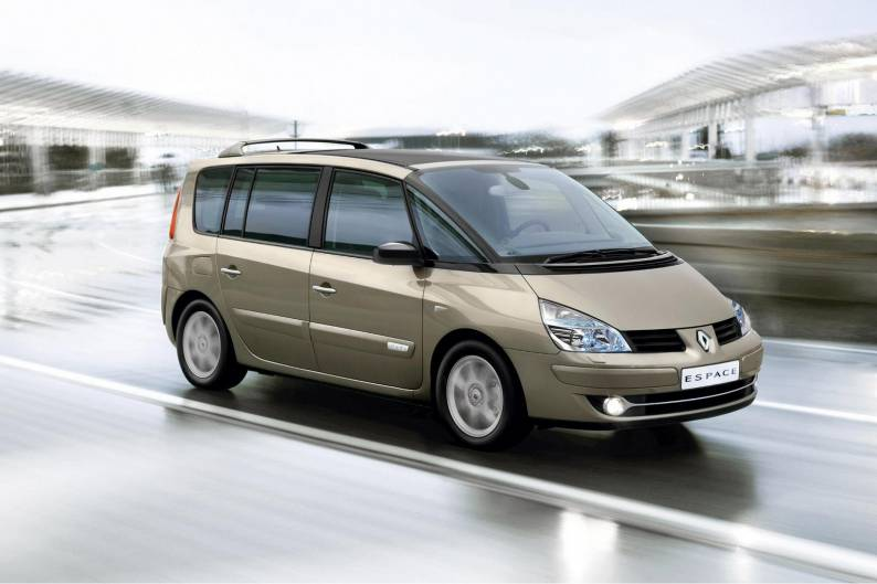 Renault Espace (2002-2010) used car review