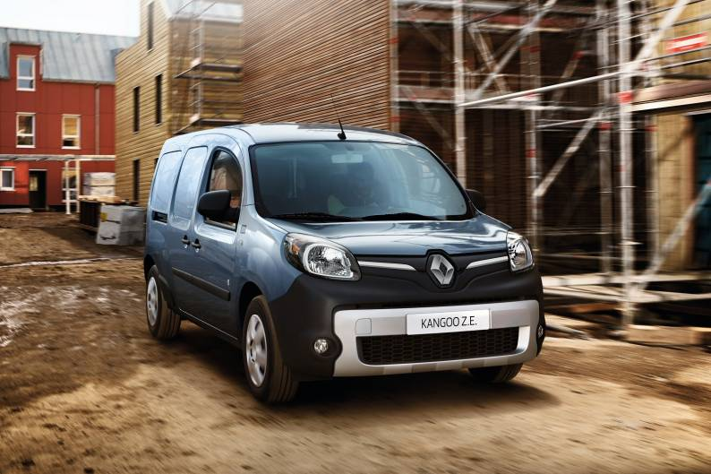 Renault Kangoo Z.E review