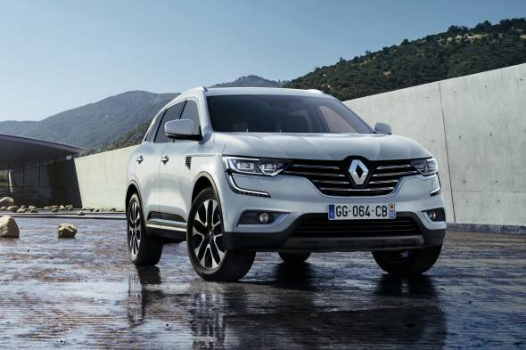 Renault Koleos review