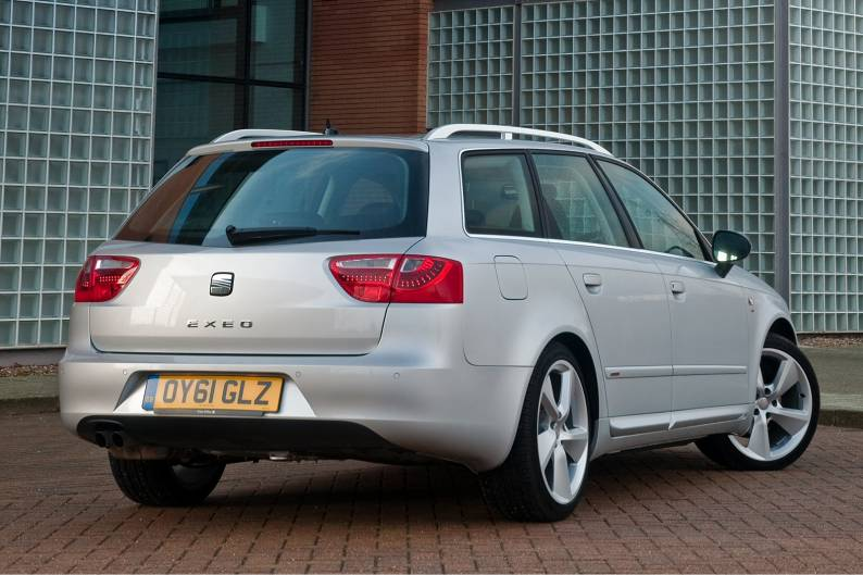 seat exeo 2009 2013 used car review car review rac drive. Black Bedroom Furniture Sets. Home Design Ideas