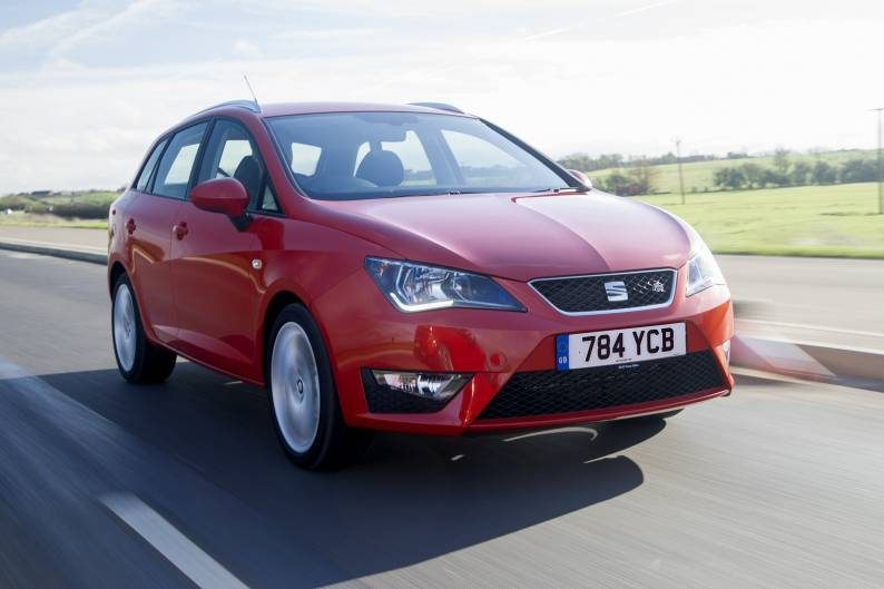SEAT Ibiza ST review