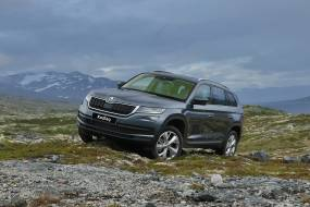 Skoda Kodiaq 2.0 TDI 190PS review