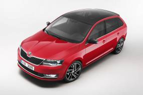 Skoda Rapid Spaceback review