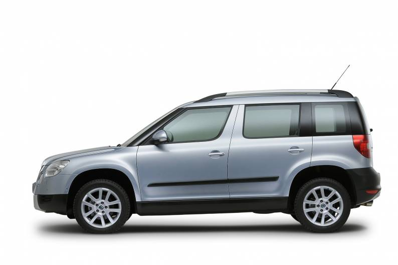 skoda yeti 2009 2013 used car review car review rac drive. Black Bedroom Furniture Sets. Home Design Ideas