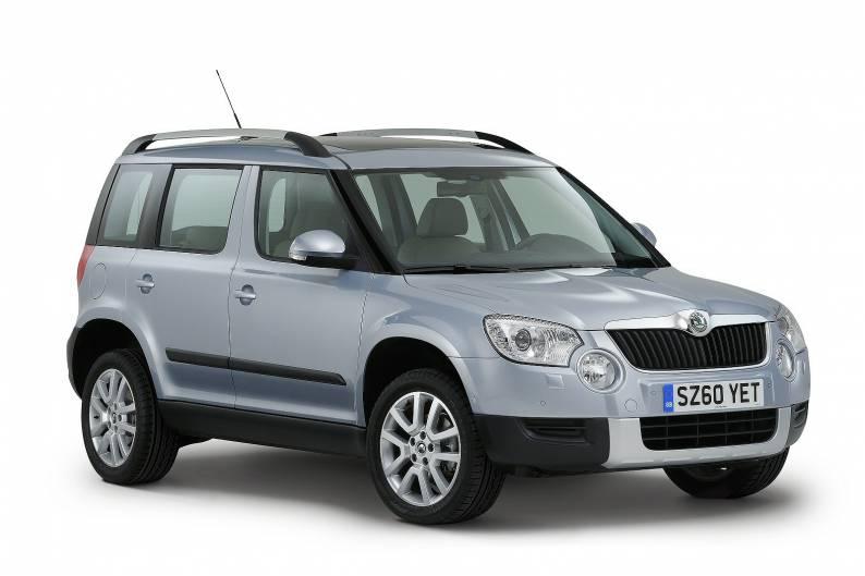 skoda yeti 2009 2013 used car review car review rac drive. Black Bedroom Furniture Sets. Home Design Ideas