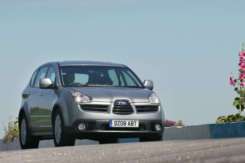 Subaru B9 Tribeca (2006 - 2009) used car review