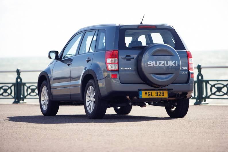2005 Suzuki Grand Vitara Review 28 Images Suzuki Grand