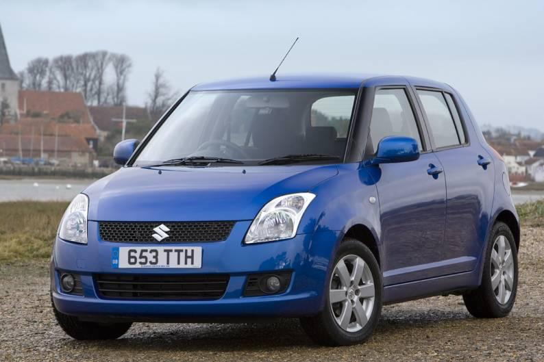 suzuki swift range 2005 2010 used car review car review rac drive. Black Bedroom Furniture Sets. Home Design Ideas