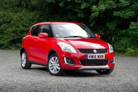Suzuki Swift 4x4 review