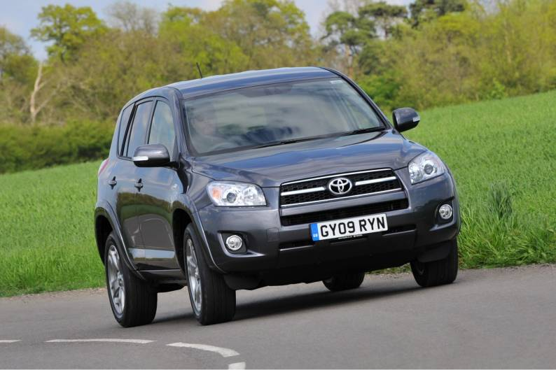 toyota rav4 2006 2010 used car review car review rac drive. Black Bedroom Furniture Sets. Home Design Ideas