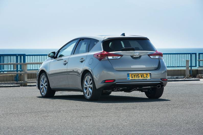 Toyota Auris 1.3 VVT-I review