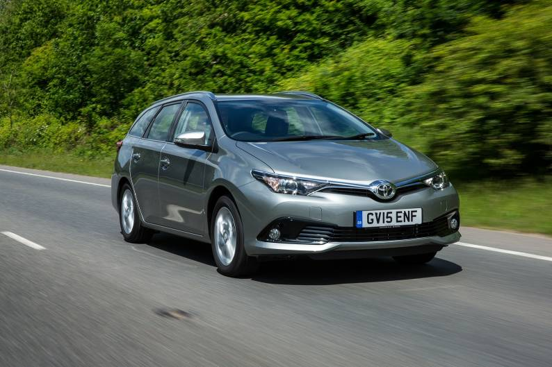 Toyota Auris Touring Sports review
