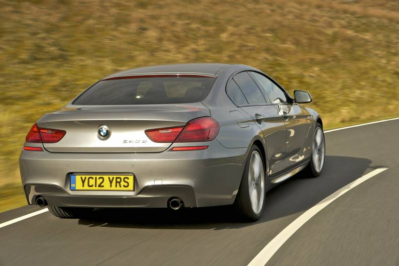 BMW 6 Series Gran Coupe (2012-2015) used car review