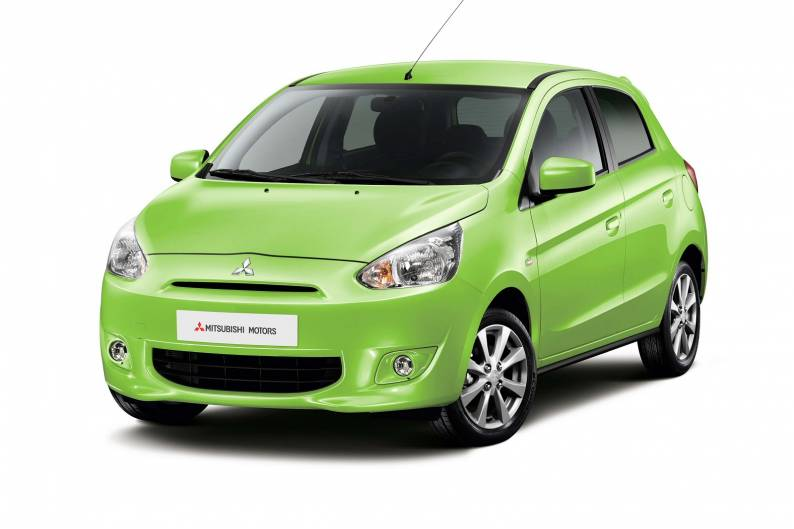 Mitsubishi Mirage (2013 - 2016) used car review