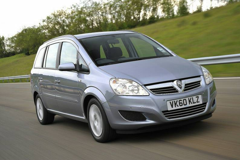 Vauxhall Zafira (2005 - 2014) used car review