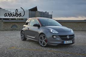 Vauxhall ADAM S review