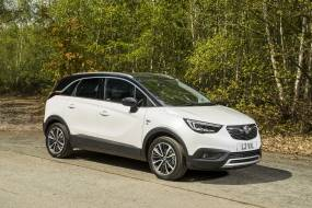 Vauxhall Crossland X review