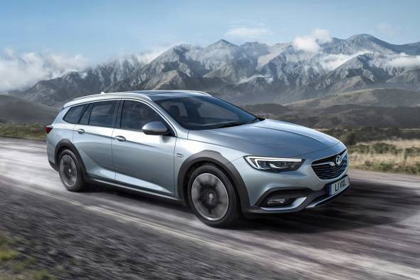 Vauxhall Insignia Country Tourer review