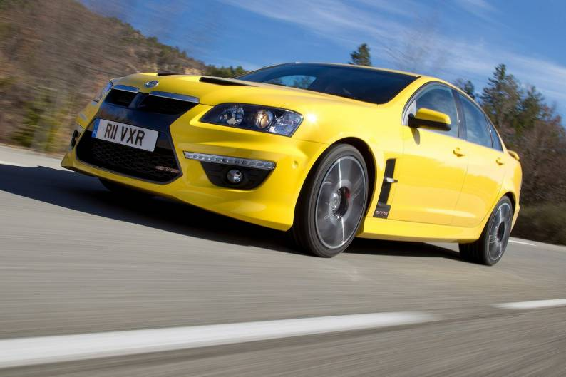 Vauxhall VXR8 (2007 - date) used car review