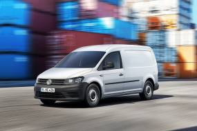 Volkswagen Caddy Maxi review