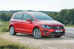 Volkswagen Golf SV review