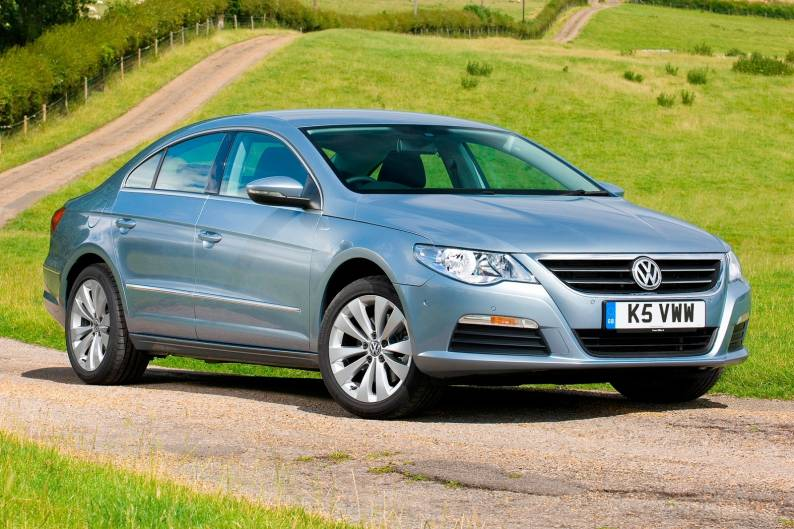 Volkswagen Passat CC (2008 - 2012) used car review