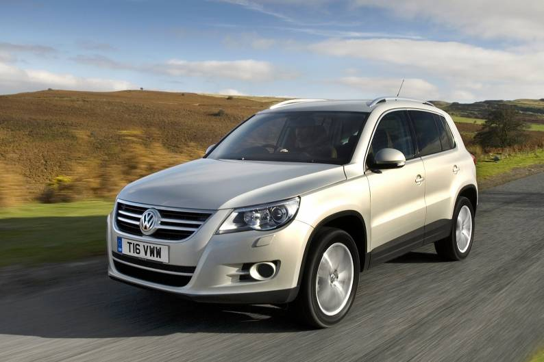 Volkswagen Tiguan (2007 - 2011) used car review