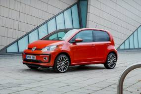 Volkswagen up! High up! review