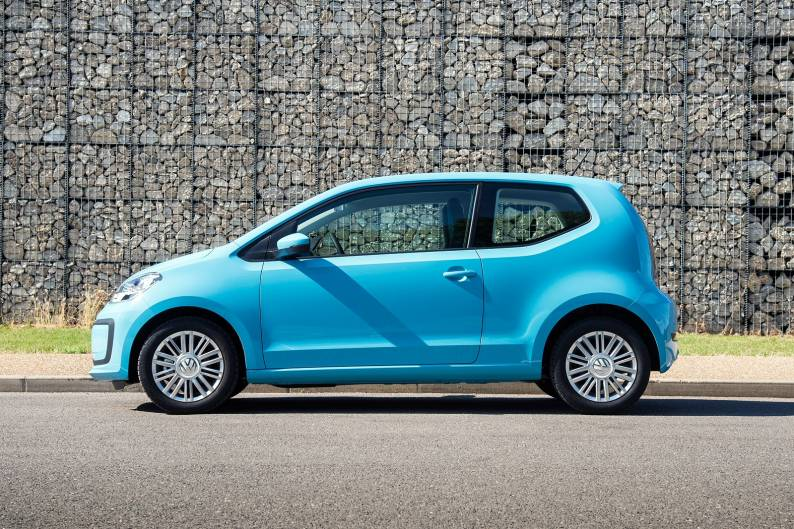 Volkswagen up! Move up! review
