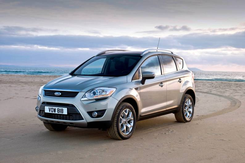 Ford Kuga (2008 - 2010) used car review