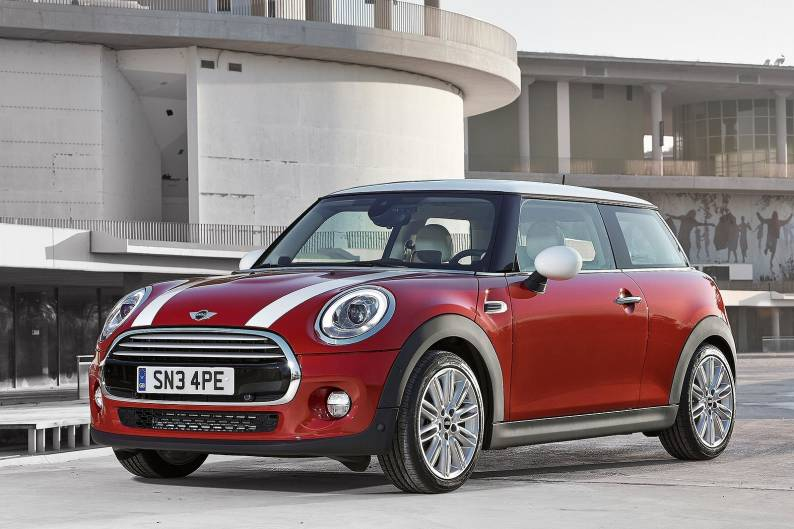 MINI 3-Door Hatch review
