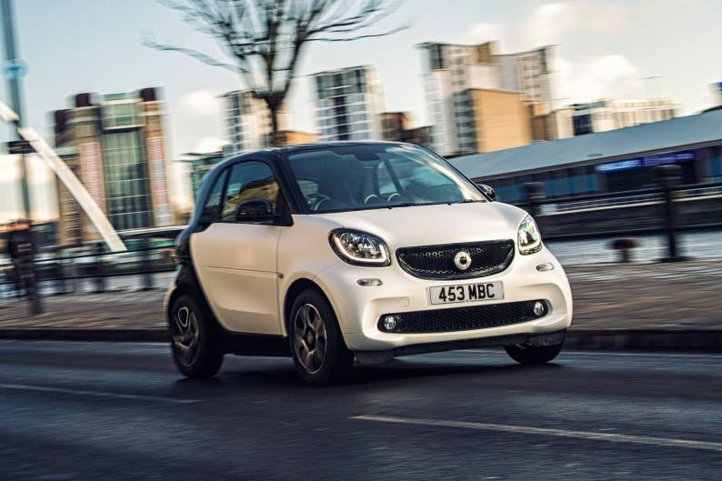 2010 Smart Fortwo Parts and Accessories Automotive