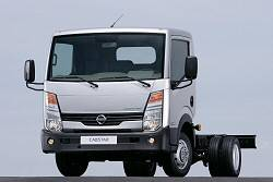 Nissan Cabstar review