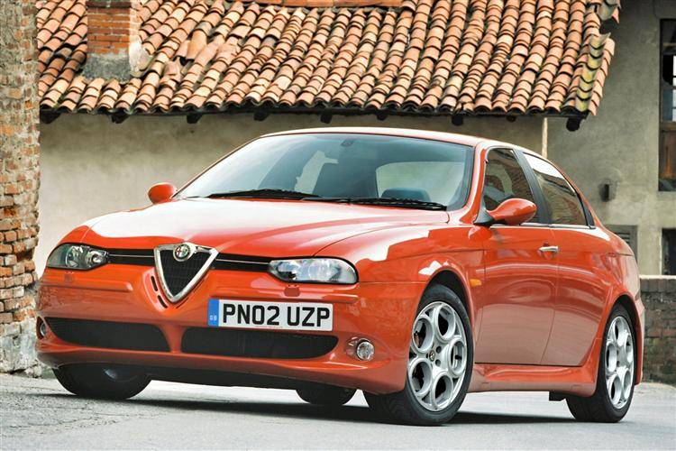 Alfa Romeo 156 GTA (2002 - 2006) used car review