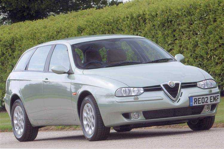 alfa romeo 156 sportwagon 2000 2006 used car review car review rac drive. Black Bedroom Furniture Sets. Home Design Ideas