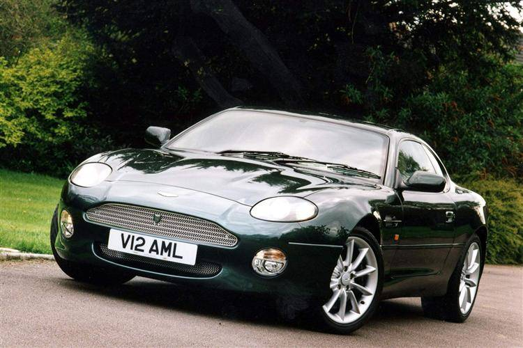 Aston Martin DB7 (1994 - 2004) used car review