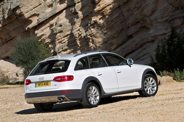Audi A4 Allroad (2009 - 2015) used car review