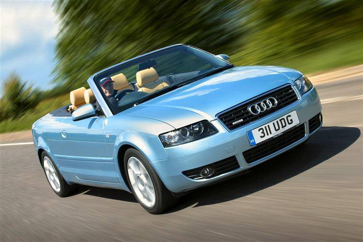 Audi A4 (2001 - 2005) used car review