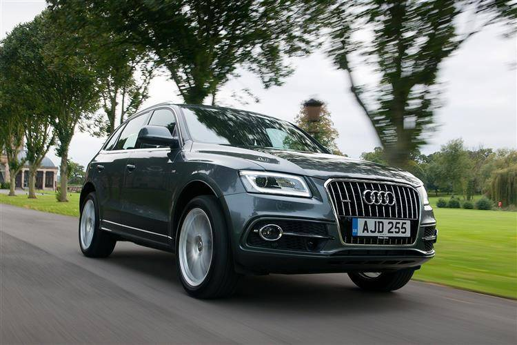 Audi Q5 (2012 - 2016) used car review