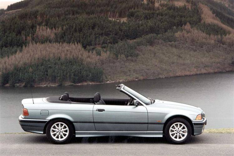 bmw 3 series convertible 1994 2000 used car review car review rac drive. Black Bedroom Furniture Sets. Home Design Ideas